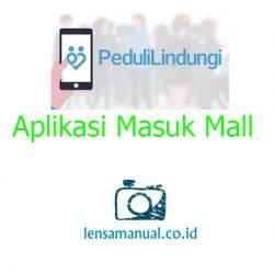 Aplikasi Masuk Mall