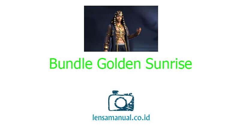 Bundle Golden Sunrise