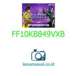 FF10KB849VXB