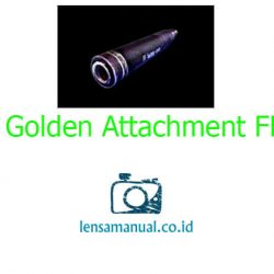 Golden Attachment FF