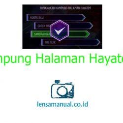 Kampung Halaman Hayato FF
