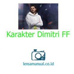 Karakter Dimitri FF