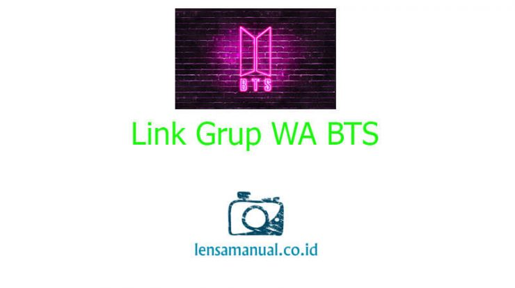 Link Grup WA BTS