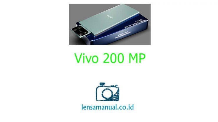 Vivo 200 MP