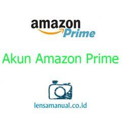 Cara Buat Akun Amazon Prime